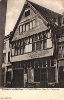 Malines - Mechelen -  Vieille Maison, Rue Ste Catherine (Herckens Van Hamme Kolen Vanderauwera Et Cie) - Mechelen