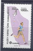 210038087  CHIPRE  TURQUIA.  YVERT   Nº  227  **/MNH - Nuevos