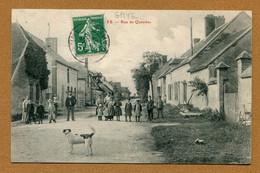 """GAYE  (51) : """" RUE DES QUEUDES """" - Other Municipalities"""