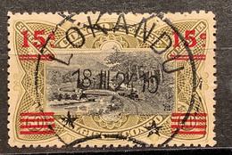 OBP 87 EC * LOKANDU * - 1894-1923 Mols: Usati