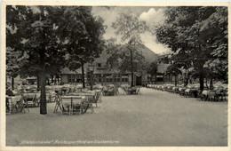 Berlin, Reichssportfeld, Waldschänke Am Glockenturm - Sonstige