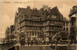 Hamburg/div. Stadtteile -    Alt-Hamburg,   Vorsetzen, Ecke Stubbenhuk - Zonder Classificatie