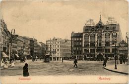 Hamburg/div. Stadtteile -    Gänsemarkt - Zonder Classificatie
