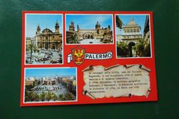 U7/ PALERMO BLASON SICILE ITALIE EUROPE - Palermo