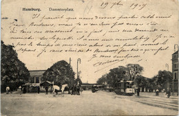 Hamburg -         Dammtorplatz - Zonder Classificatie