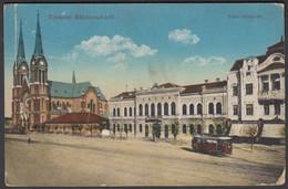 UDVOZLET BEKESCSABAROL-SZENT ISTVAN-TER - Hungary