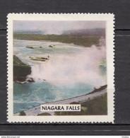 Vignette, Cinderella, Chutes Niagara, Chute, Fall, Falls - Natura