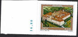 Italia 2012; Turistica: Montecassino; Bordo Sinistro. - 2011-...: Mint/hinged