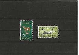 SUD AFRICA 339/340 (2V) 1964 MICHEL NUEVO - Neufs