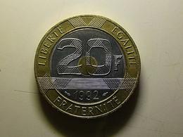 France 20 Francs 1992 - L. 20 Franchi