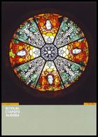 UKRAINE. STAINED-GLASS WINDOW IN ARMENIAN CATHEDRAL, LVIV. 2020 UkrPost Maxicard Issue - Ukraine