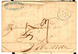 42684 - De LANDERNEAU - 1801-1848: Precursors XIX