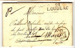 42690 - DES FORGES DU VAUBLANC - 1801-1848: Precursors XIX