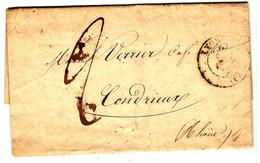 42704 - LIQUORISTE - 1801-1848: Precursors XIX