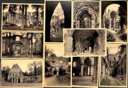 Abbaye De Villers - Lot 10 Cartes (petit Prix) - Villers-la-Ville
