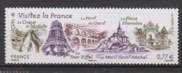 2012-N°4661**EUROPA.VISIT EZ LA FRANCE - Unused Stamps