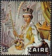 939** (BL28)  25 E Anniversaire Du Couronnement De La Reine/25e Verjaardag Van De Kroning Van De Koningin - Elisabeth II - 1971-79: Nuovi