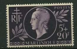 Martinique **  N° 198 - Unused Stamps