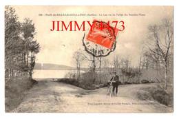 CPA - Forêt De Sillé-le-Guillaume 72 Sarthe - Le Lac Vu De L'allée Du Rendez-Vous - N° 646 - Edit. Pavy-Legeard - Sille Le Guillaume