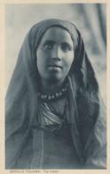 9956-SOMALIA ITALIANA-DONNA SOMALA-EX COLONIE ITALIANE-1936-FP - Somalia