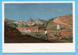 Pro Juventutekarte Nr. 277 - Spanisches Städtchen Mit Pro Juventutefrankatur Mit K-Stempel Stein Am Rhein - Covers & Documents