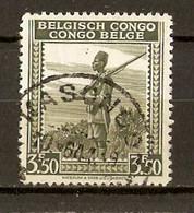 Congo Belge - COB 242 Avec Cachet KASONGO - Marcophilie - 1923-44: Usati