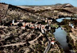 MEYRANNES   ( GARD )  VUE GENERALE AERIENNE DE MEYLANNES ET LA CEZE - Otros Municipios