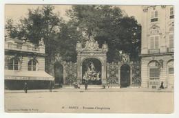 54 - Nancy -  Fontaine D'Amphitrite - Nancy