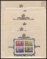 ** 1947 3 Roosevelt Blokkpár, Jó Minőség Apró Hibákkal (150.000) - Zonder Classificatie