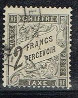 A12b-taxe N°23 Sans Défaut  Cote 900 Euros - 1859-1955 Gebraucht