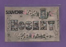 52-CPA NOGENT EN BASSIGNY - Nogent-en-Bassigny