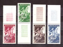 1960 - Préoblitérés N° 19 à 22 - Neufs ** - Bords De Feuille - Préoblitérés