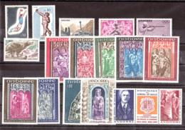 Andorre - Lot De Timbres Neufs ** Du Début Des Années 1970 - Cote + 35 - Collections