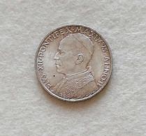 Vaticano Pio XII L.5 1940 Patinata - Vatikan