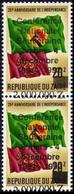 """1289**+Surcharge Décalée """"conférence Nationale …"""", NON EMIS - Bloc De 2 - ZAÏRE - 1990-96: Nuovi"""
