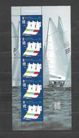 Olympic Games 2012 , Isle Of Man -  Blok Postfris - Estate 2012: London