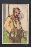 Schweiz PK Schweizerischer Schützenverein 1924 - Waffenschiessen
