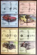 Tuvalu Nanumaga 1985 Automobiles 3rd Series Specimen MNH - Tuvalu (fr. Elliceinseln)