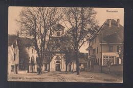 Schweiz AK Mariastein Hotel De La Poste 1914 - SO Soleure