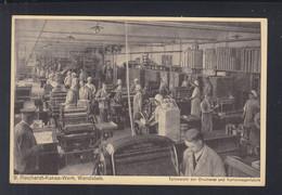 Dt. Reich AK Kakao Werk Wandsbek(2) - Sonstige