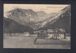 Bayern AK Geitau 1916 - Sonstige