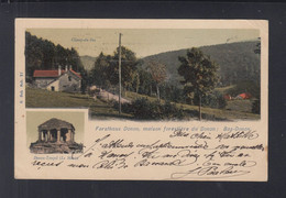 Frankreich France AK Forsthaus Donon 1901 - Alsace