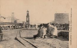 CASABLANCA (Maroc) En 1910 - L'Avenue Du Général D'Amade - Photo Maillet - Cpa Vierge En Très Bon état - Casablanca