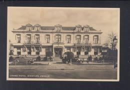 Niederlande AK Zwolle 1936 Grand Hotel Wientjes - Zwolle