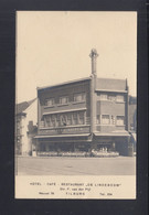 Niederlande AK Tilburg Cafe Restaurant De Lindeboom 1939 - Tilburg