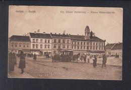 Kroatien Croatia AK Osijek 1915 - Kroatien