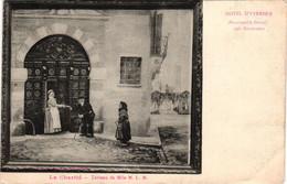 81 - Gaillac - Hôtel D'yversen - Portail Renaissance - La Charité - Tableau De Mlle M.L.M. - Gaillac