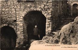 06 - èze - Le Souterrain Le Bournoou - Eze