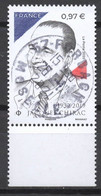 FRANCE 2020 - Timbre - Jacques Chirac (1932-2019) Oblitéré Cachet Rond - Gebraucht