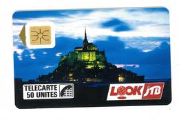F69 - J.T.B - Le Mont Saint Michel - 1989